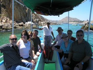 Glass Bottom Boat Cabo San Lucas